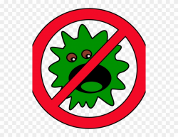 Easy Drawings Of Germs Clipart (#1018422) - PinClipart