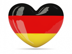 Heart icon. Download flag icon of Germany at PNG format | Germany ...