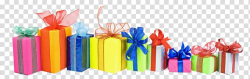 Gift Christmas Birthday, gift transparent background PNG ...