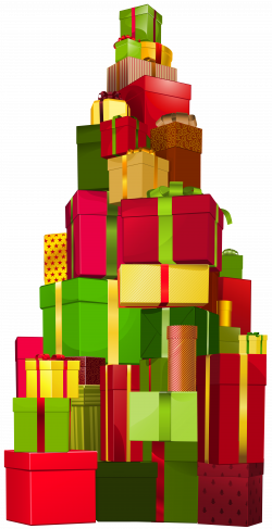 Bunch of Gifts PNG Clip Art Image | Gallery Yopriceville - High ...