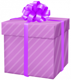 Pink Gift Box PNG Clip Art Image | Birthday wishes | Pinterest ...