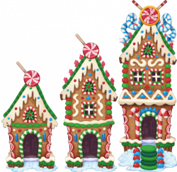 Image - Xmas House Gingerbread House Level 1to3.png | Happy Street ...