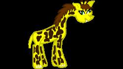 Derp Giraffe TIER 2 by ASCToons on DeviantArt