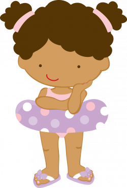 ZWD_PoolParty - ZWD_PoolGirl_01.png - Minus | clipart | Pinterest ...