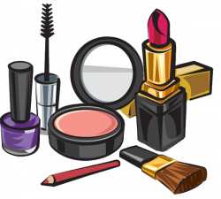 Images of Makeup Compact Clipart Black And White - #SpaceHero
