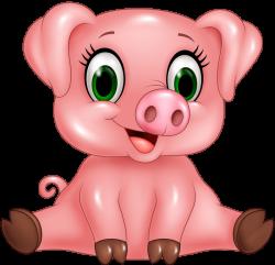Funny cartoon animals vector (20) [преобразованный].png | Pinterest ...
