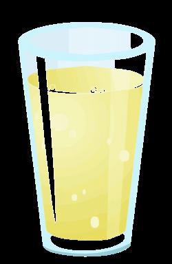 Clipart - Lemon-juice-glitch