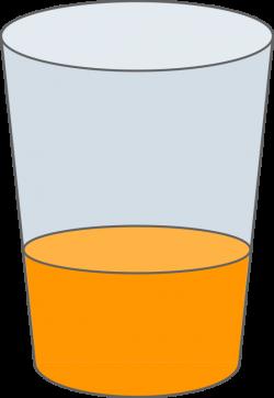 Oranje Juice Glass SVG Clipart   Recipes Vegetables Fruit Cherries ...