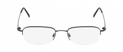 Flexon 607 Glasses| Semi-rimless Frames | Eyeconic.com