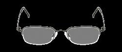 Flexon 607 Glasses| Semi-rimless Frames | Eyeconic.com