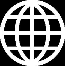White Globe Clip Art at Clker.com - vector clip art online, royalty ...