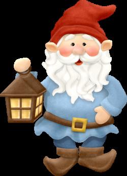 GNOME • | CLIP ART - GNOMES - CLIPART | Pinterest | Gnomes, Clip art ...