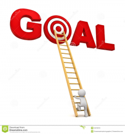 New Goals Clipart Collection - Digital Clipart Collection