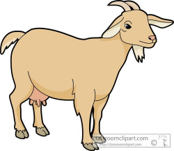 Goat Clipart to Download - ClipartCow | goat | Pinterest | Goats and ...