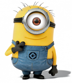 What Is A Minion? © Despicable Me