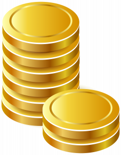 Gold Coins PNG Clipart - Best WEB Clipart