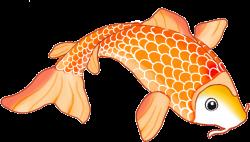 HD Colorful Koi Fish - Koi Fish Clipart , Free Unlimited ...