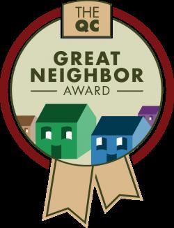 GREAT Neighbor Award   Queen Creek, AZ
