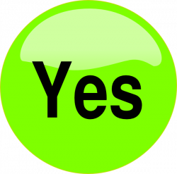 28+ Collection of Yes Or No Clipart | High quality, free cliparts ...