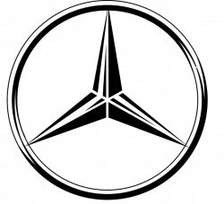 Mercedes logos PNG images free download