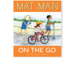 MAT MAN ON THE GO | Learning WIthout Tears