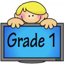 Grade 1 Clipart - Clip Art Library