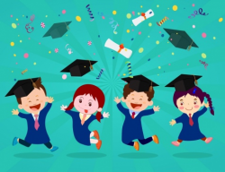 Graduation background free vector download (50,655 Free ...