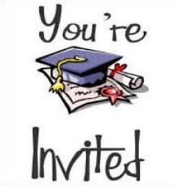 Graduation Party Clipart | Free download best Graduation ...