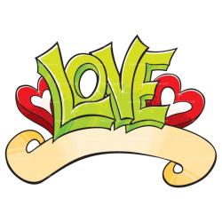 Free Graffiti Clipart | Free Images at Clker.com - vector clip art ...