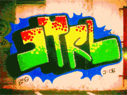 Clipart - Graffiti For Your Wall