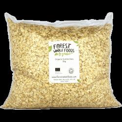 Organic Jumbo Porridge Oats - Forest Whole Foods