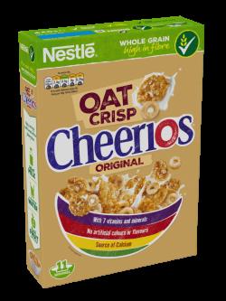 Cheerios Oat Crisp | Products | Nestlé Cereals