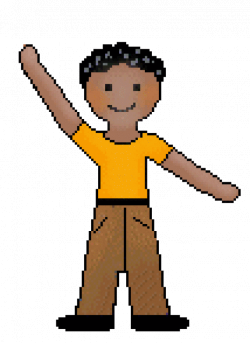 African American People Clipart