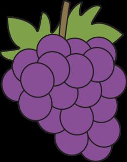 free grapes clipart | Preschool-Grapes | Pinterest | Free, Clip art ...