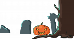 Scary clipart grave ~ Frames ~ Illustrations ~ HD images ~ Photo ...