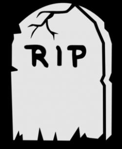 Rip Tombstone Clip Art at Clker.com - vector clip art online ...