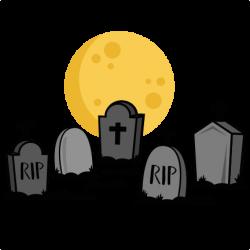 Graveyard Clipart Group (66+)