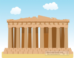 Ancient Greece Clipart- parthenon-temple-ancient-greece-clipart-2 ...