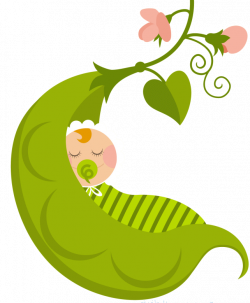 Baby Pea Pod PNG Transparent Baby Pea Pod.PNG Images. | PlusPNG