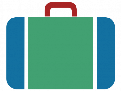 File:Suitcase icon blue green red jpg to svg v1.svg - Wikimedia Commons