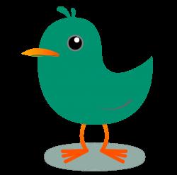 clipartist.net » Clip Art » peace dove bird twitter colour color 2 ...
