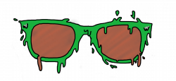 grimeart ftestickers glasses slimeart FreeToEdit...