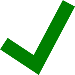 File:Green tick pointed.svg - Wikimedia Commons