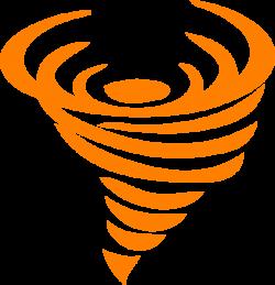 Tornado Clip Art at Clker.com - vector clip art online, royalty free ...