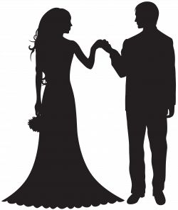 Bride and Groom PNG Clipart - Best WEB Clipart
