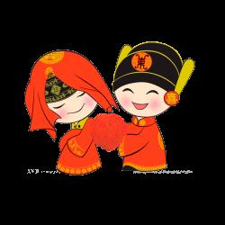 China Chinese marriage couple Monkey - Shy bride 5000*5000 ...