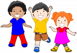 Child Clipart Friendship#3153697