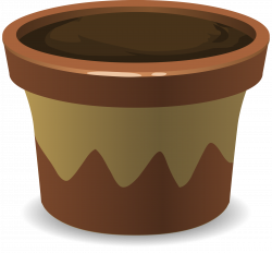 Plant pot from Glitch Icons PNG - Free PNG and Icons Downloads