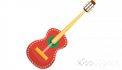 Guitar Clipart Mexican For Free And Use Images In ...
