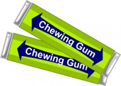 Piece Of Gum Clipart